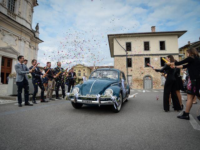 Il matrimonio di Daniel e Sabrina a Calcinate, Bergamo 29