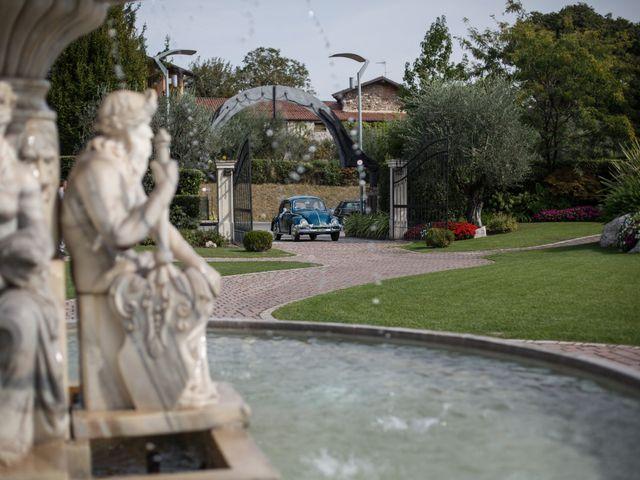 Il matrimonio di Daniel e Sabrina a Calcinate, Bergamo 30