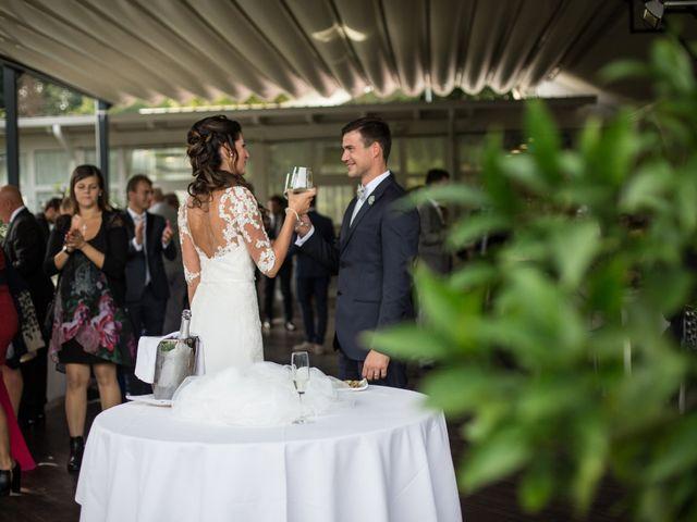Il matrimonio di Daniel e Sabrina a Calcinate, Bergamo 31
