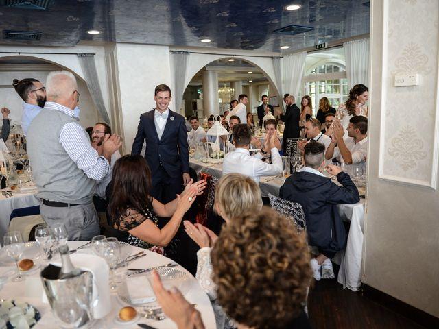 Il matrimonio di Daniel e Sabrina a Calcinate, Bergamo 35