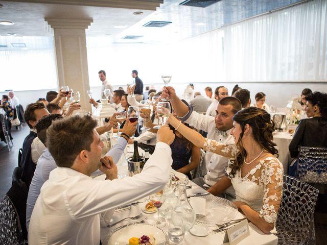 Il matrimonio di Daniel e Sabrina a Calcinate, Bergamo 37