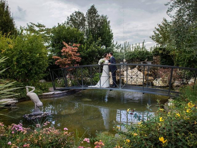 Il matrimonio di Daniel e Sabrina a Calcinate, Bergamo 40