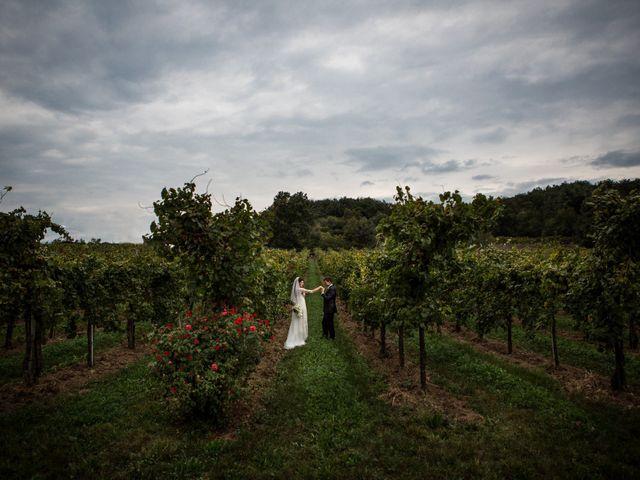 Il matrimonio di Daniel e Sabrina a Calcinate, Bergamo 42