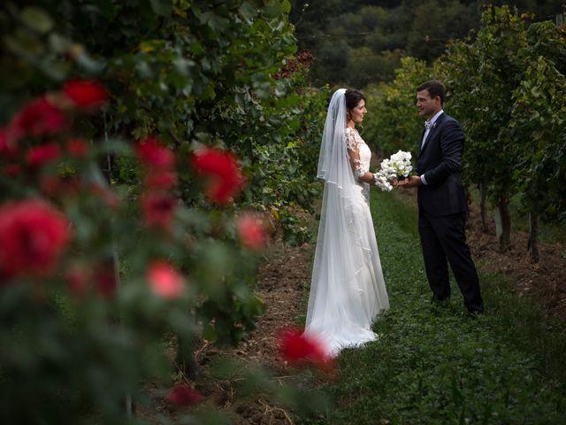 Il matrimonio di Daniel e Sabrina a Calcinate, Bergamo 43