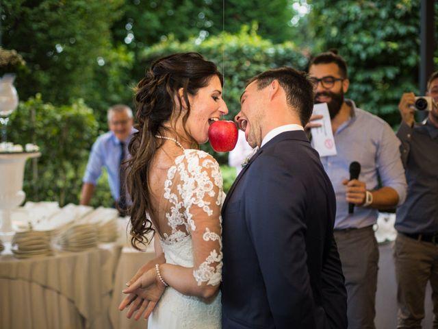 Il matrimonio di Daniel e Sabrina a Calcinate, Bergamo 46