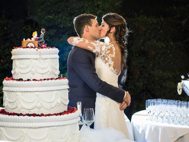 Il matrimonio di Daniel e Sabrina a Calcinate, Bergamo 49