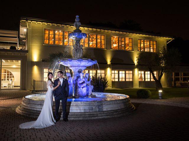 Il matrimonio di Daniel e Sabrina a Calcinate, Bergamo 54
