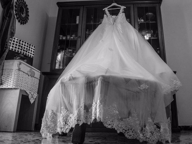 Il matrimonio di Stefano e Manuela a Sanluri, Cagliari 4