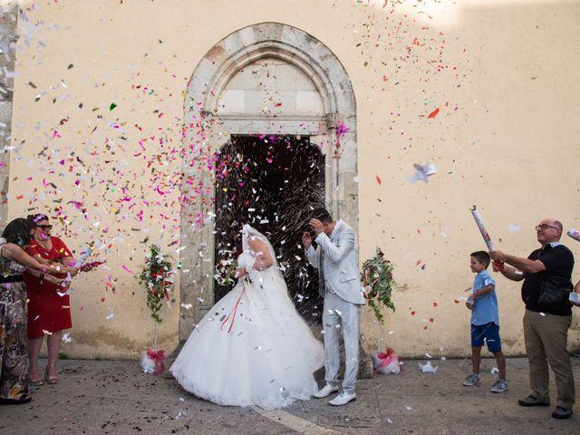 Il matrimonio di Stefano e Manuela a Sanluri, Cagliari 1