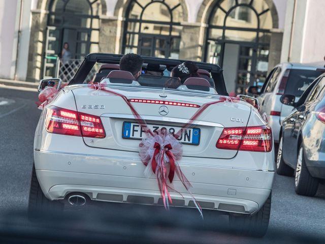 Il matrimonio di Stefano e Manuela a Sanluri, Cagliari 16