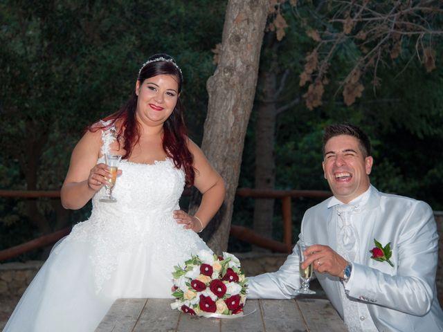 Il matrimonio di Stefano e Manuela a Sanluri, Cagliari 17