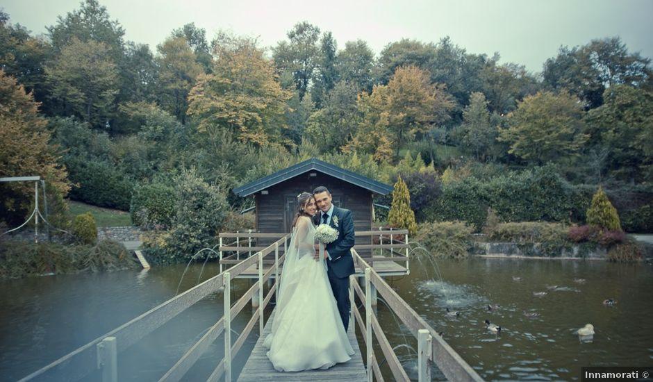 Il matrimonio di Marco e Gemma a Lumezzane, Brescia