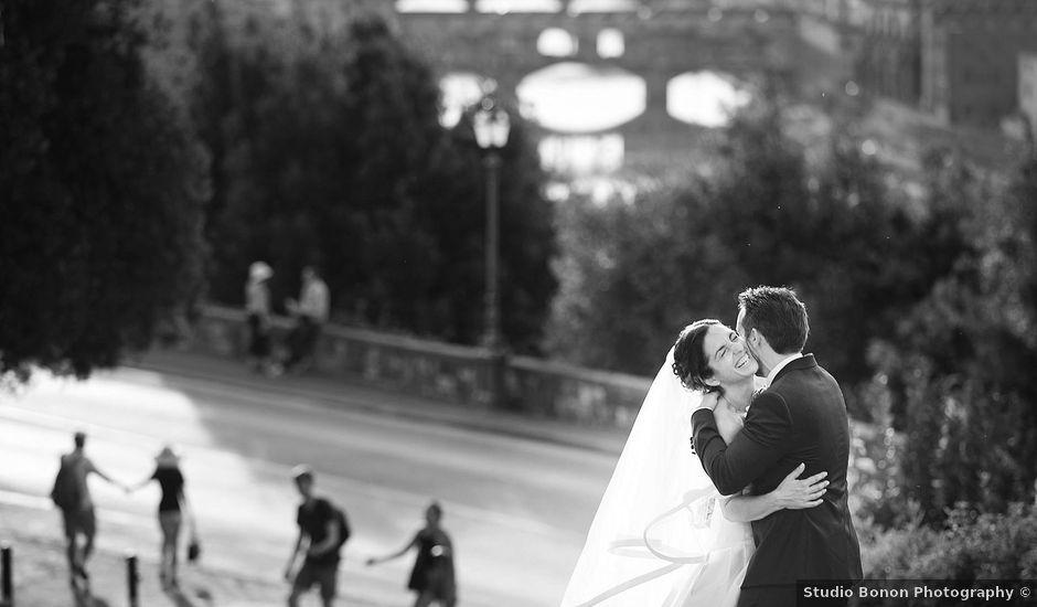 Il matrimonio di Roberto e Marika a Firenze, Firenze