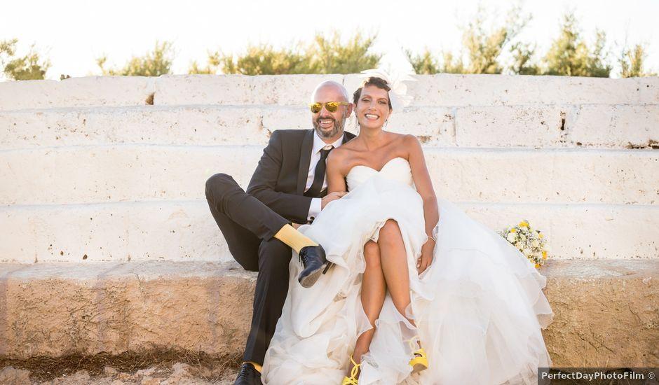 Il matrimonio di Alessandro e Alessandra a Palermo, Palermo