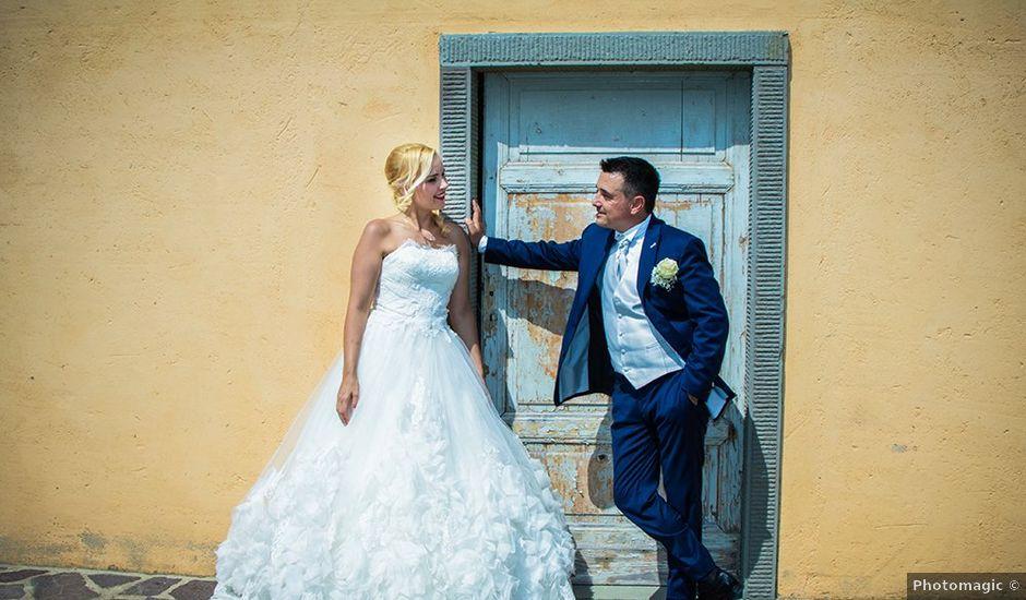 Il matrimonio di Silvia e Alessandro a Arezzo, Arezzo