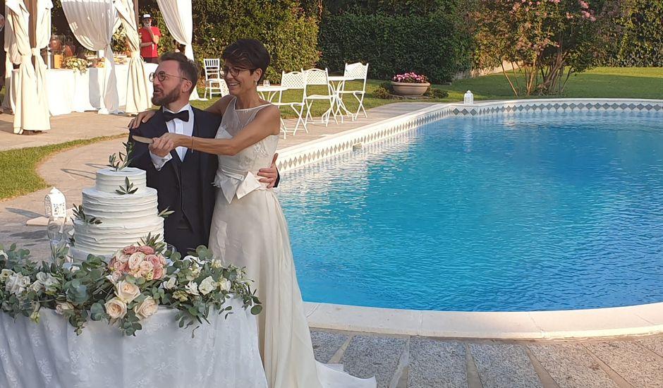 Il matrimonio di Tiziana e Omar a Parabiago, Milano