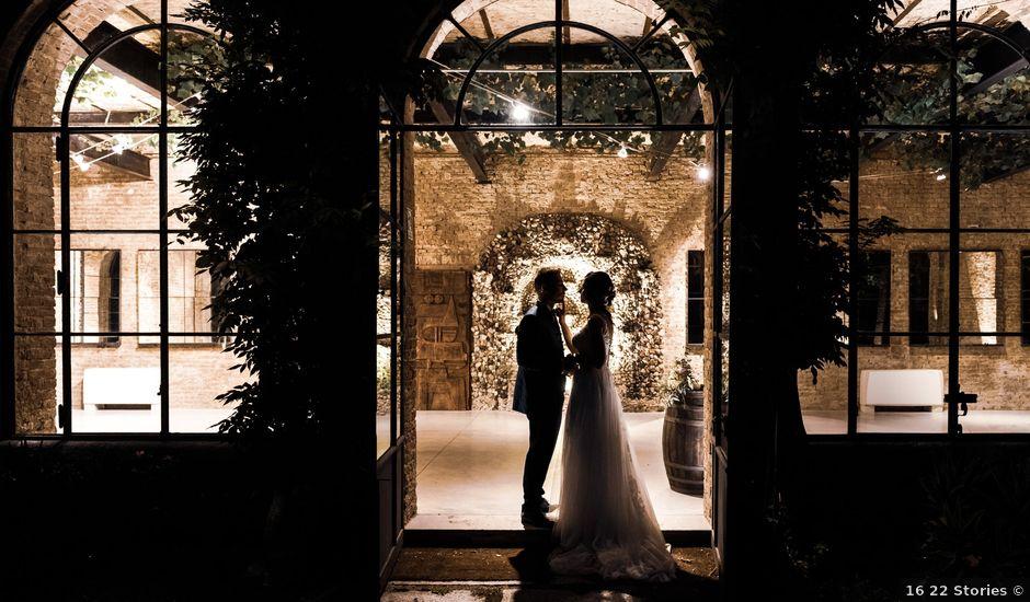 Il matrimonio di Guido e Anna a Piovera, Alessandria