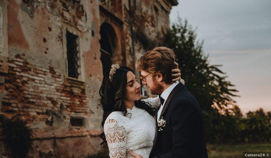 Il matrimonio di Davide e Silvia a Meldola, Forlì-Cesena