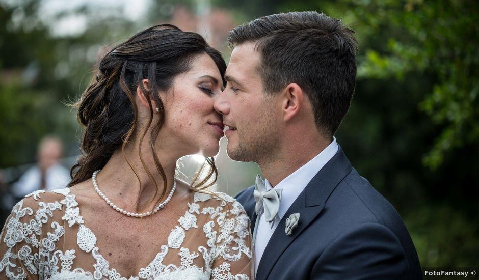 Il matrimonio di Daniel e Sabrina a Calcinate, Bergamo