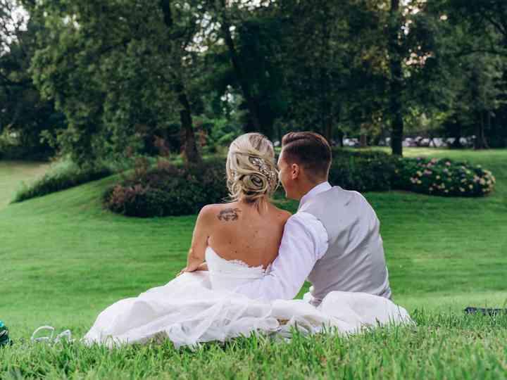 Le nozze di Valentina e Matteo