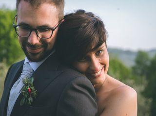 Le nozze di Laura e Guillaume
