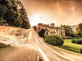 Le nozze di Cinzia e Sandro