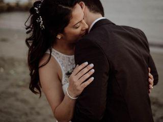 Le nozze di Tatiane e Fabio