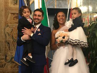 Le nozze di Davide  e Cilene
