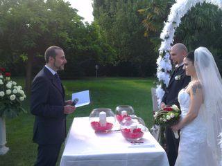 Le nozze di Lorena e Cristian