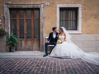 Le nozze di Gloria e Stefano