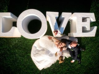 Le nozze di Francesca e Gianni