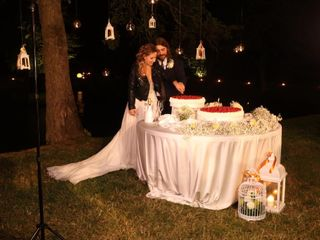 Le nozze di Marta  e Emilio