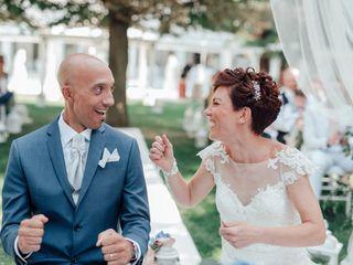 Le nozze di Sharna e Luca