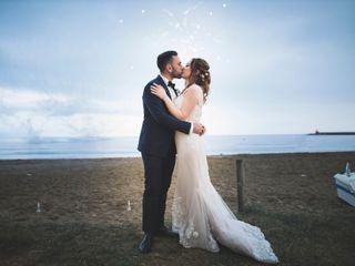 Le nozze di Alessandra e Dino 1