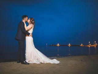 Le nozze di Alessandra e Dino