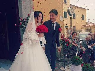 Le nozze di Sabina e Daniele 1