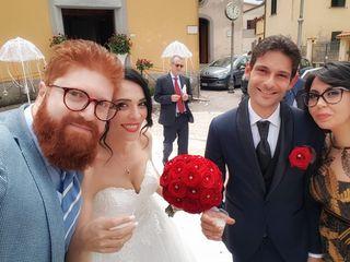 Le nozze di Sabina e Daniele