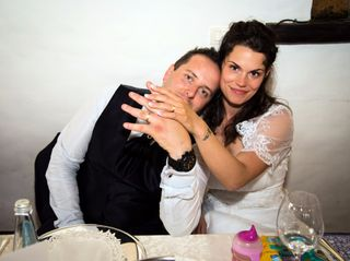 Le nozze di Elena e Dennys