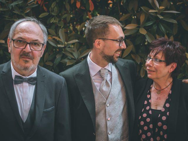 Il matrimonio di Guillaume e Laura a Nembro, Bergamo 20