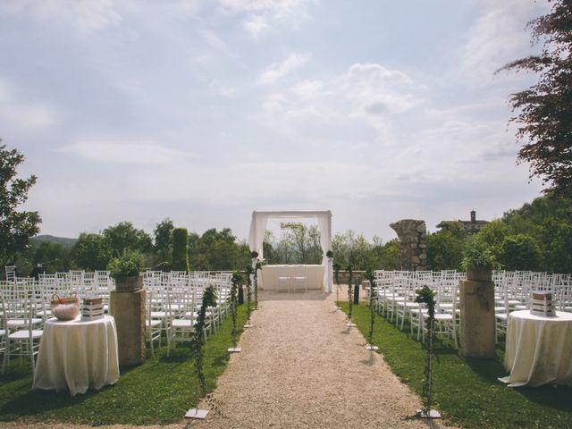Il matrimonio di Guillaume e Laura a Nembro, Bergamo 21