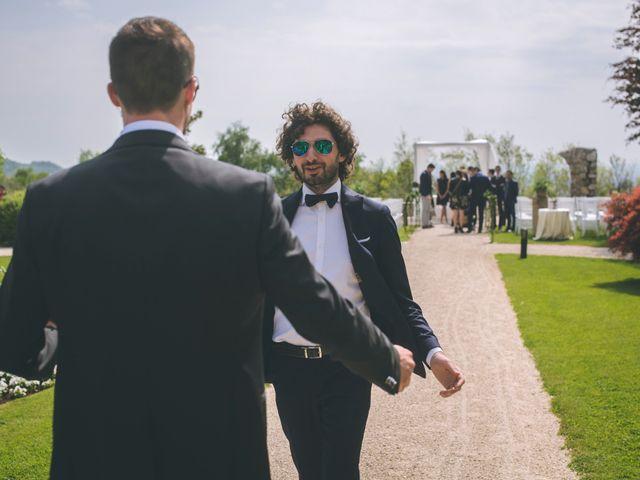 Il matrimonio di Guillaume e Laura a Nembro, Bergamo 22