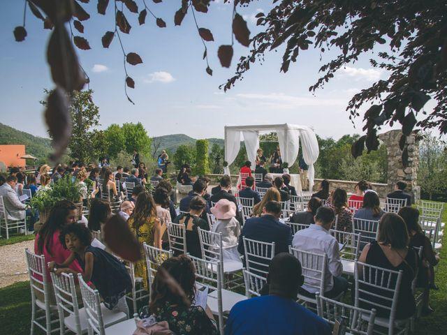 Il matrimonio di Guillaume e Laura a Nembro, Bergamo 31