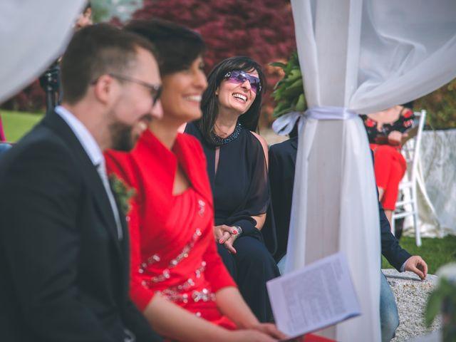 Il matrimonio di Guillaume e Laura a Nembro, Bergamo 32
