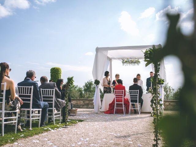 Il matrimonio di Guillaume e Laura a Nembro, Bergamo 34