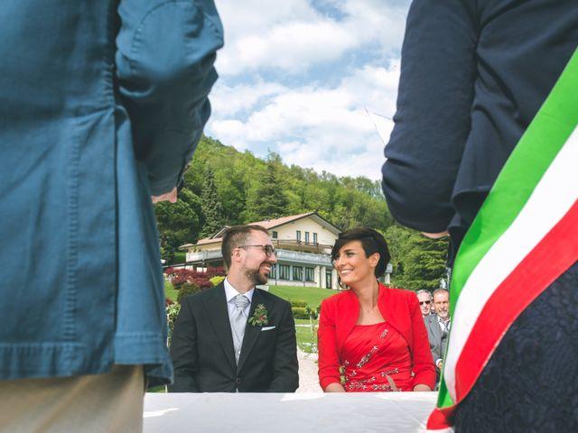 Il matrimonio di Guillaume e Laura a Nembro, Bergamo 36