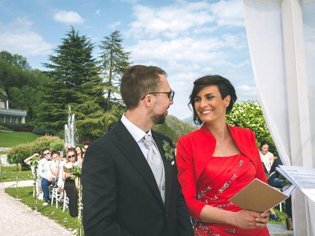 Il matrimonio di Guillaume e Laura a Nembro, Bergamo 37
