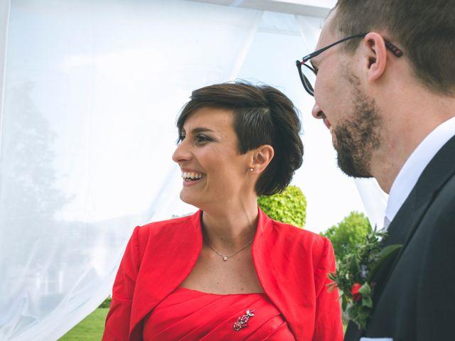 Il matrimonio di Guillaume e Laura a Nembro, Bergamo 38