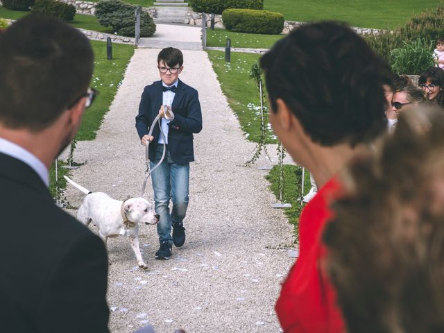 Il matrimonio di Guillaume e Laura a Nembro, Bergamo 39