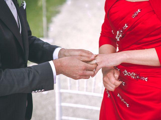Il matrimonio di Guillaume e Laura a Nembro, Bergamo 41