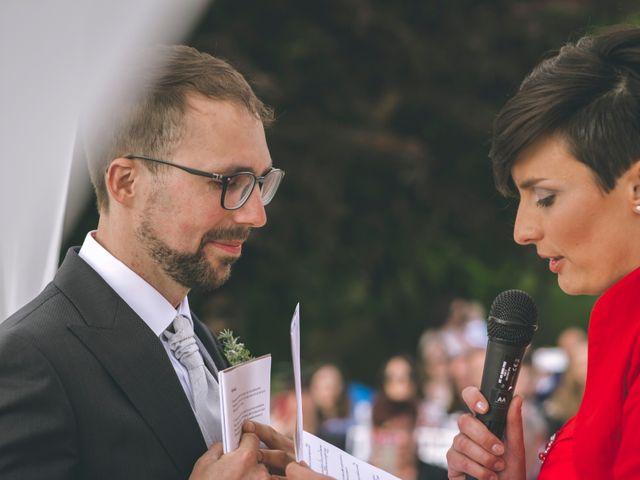 Il matrimonio di Guillaume e Laura a Nembro, Bergamo 42